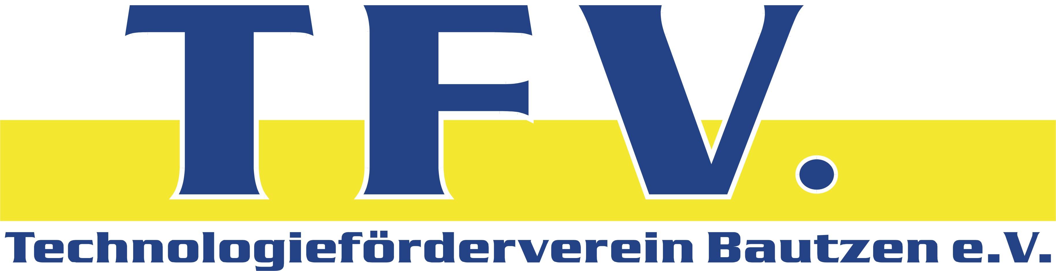 logo technologieförderverein bautzen e.v.
